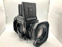 Nr MINT Mamiya RB67 Pro S + Sekor C 65mm F4.5 Lens + 120 Film Back From JAPAN