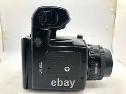 Nr MINT+++ PENTAX 645 N + SMC FA 75mm f2.8 AF Lens + 120 Film Back from JAPAN