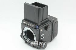 Opt. MINT with2F. Back Mamiya RZ67 Pro + Sekor Z 65mm f4 + 120 FilmBack From JAPAN