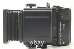 Optical MINT Mamiya RZ67 Pro, Sekor Z 250mm f4.5 W, 120 Back From JAPAN #579