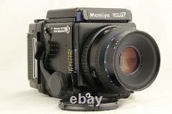 Optics NEAR MINT MAMIYA RZ67 Pro + SEKOR Z 127mm f/3.8 W + 120 Back from JAPAN