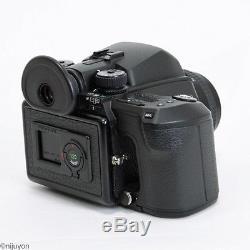 PENTAX 645 N II Camera + smc FA 75mm F2.8 Medium Format Lens + 120 Film Back