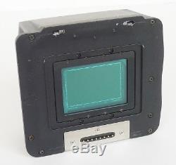 PHASE ONE LightPhase medium format digital camera back for MAMIYA M645 645AF