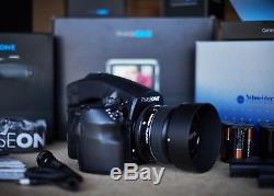 Phase One 645DF+, 80mm Schneider Lens & IQ140 Digital Back