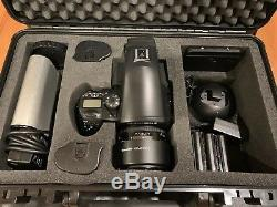 Phase One 645DF+ camera, P40+ back, SK 80mm LS Lens Kit + EXTRAS 14000 Shots