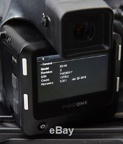 Phase One IQ140 Digital Back with 645DF
