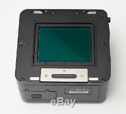Phase One IQ160 digital back PhaseOne / Mamiya fit near mint