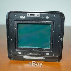 Phase One IQ180 80 Megapixel Medium Format Digital Back Hasselblad H Mount