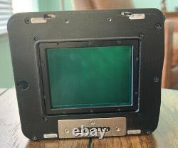 Phase One IQ180 Digital Back for Mamiya/Phase One