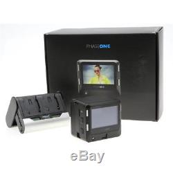 Phase One IQ3 50mp Digital Back for Mamiya / Phase One XF DF+ Medium Format Back
