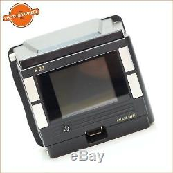 Phase One P20 Digital Medium Format Back in Mamiya / Phase One 645 + Free UK PP