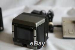Phase One P25 H101 digital back for Hasselblad H camera