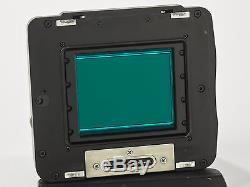 Phase One P25 Medium Format Digital Camera Back Mamiya Mount DF DF+ AFD EX