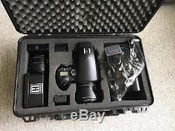 Phase One P40+ 40MP Kit Back, 645 body, 35mm, 80mm, 210mm, Case, misc