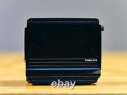 Phase One P45+ Hasselblad H Mount Digital Back Battreries Charger Firewire