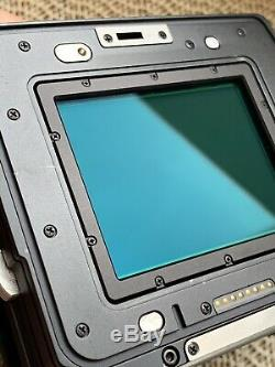 Phase One P65+ H101 digital back for Hasselblad H camera