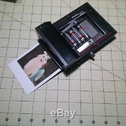 Polaroid Cb-70 Cb-72 Instant Film Back No Adapter 600se Mamiya Press Must Have