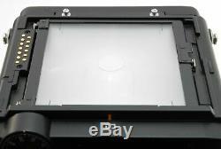 Rare! Mint Mamiya RZ67 Pro II D IID Medium Format withWL Finder, 120 Back 6271