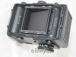 Rollei 6001 Medium Format KIT, Planar-PQ 80/2.8, 120 Back, Polaroid, Hood, BOXED