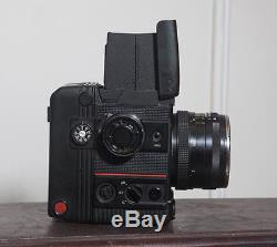 Rollei 6006 Camera complete, with 80mm lens, 120 back, good battery, charger