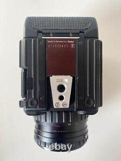 Rolleiflex 6002 WLF 120 back Rolleigon 80mm f2.8 Lens MINT- totally beautiful