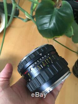 Rolleiflex 6008 Professional 80mm PQ & 150mm EL lenses, 2 backs, 3 batts & more