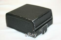 Rolleiflex Rollei SL66 Medium Format SLR Extra 80mm Lens, Two Film Backs