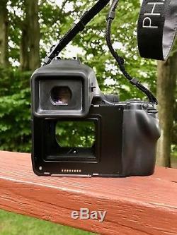 Superb Phase One Medium Format System Df645 Body, 80mm Lens, P40+ Digital Back