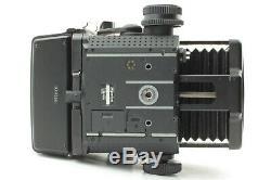 TOP MINT Mamiya RZ67 Pro II with Sekor Z 110mm f2.8 W + 120 Film Back Japan 701