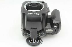 TOP MINT in BOX + NEW Lens Pentax 645N 120 Back + SMC FA 75mm f/2.8 from JAPAN