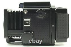 TOP MINT withCase MAMIYA RZ67 PRO 110mm 90mm 180mm Film back 120/220 From JAPAN