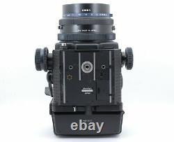 Top MINT Mamiya RZ67 Pro II Sekor Z 110mm f/2.8 W Lens 120 Film Back JAPAN