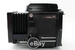 Top MINT in BOX Mamiya RB67 Pro SD body with 120 220 Film Back from Japan 1205