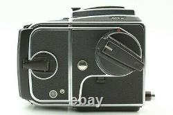 Top Mint Hasselblad 503CW Chrome Body A12 Type IV Film Back From JAPAN # 750