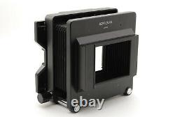 Top Mint Horseman Increasing Back Adapter 6x9cm to 4x5in. 980 VH-R From JAPAN