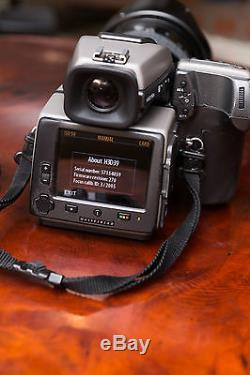 Used Hasselblad H3DII-39 39Mpix digital back only NO Body