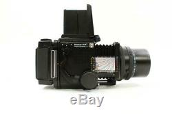Used NR MINT Mamiya RZ67 Pro II Camera Outfit with 120 Back WL Finder & 50mm Lens