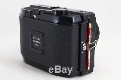 V. Good Horseman CONVERTIBLE 6x7 Camera Black with62mm f/5.6 Lens, 120 Back 5139