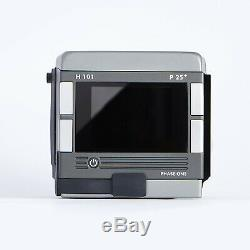 Very good PhaseOne P25+ Digital Back H mount 22MP Medium Format counts #43,285