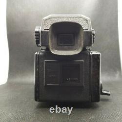 ZENZA BRONICA ETRS with Zenzanon MC 50mm f/2.8 AE-II Finder 120 Film Back