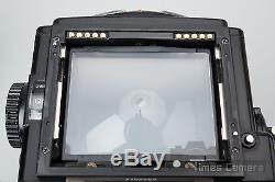 Zenza Bronica ETRS Film Camera kit Zenzanon E II 75mm f/2.8 f 2.8 Lens, 120 Back