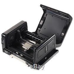 Zenza Bronica ETRSi with Zenzanon EII 75mm + Waist Level Finder + 120 Back+Crank