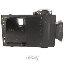 Zenza Bronica ETRSi with Zenzanon MC 50mm f2.8 + 120 Back + AEII Prism Finder