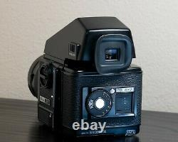 Zenza Bronica GS-1 Body with 100mm f3.5 + AE Prism + 6x7 (120 back)