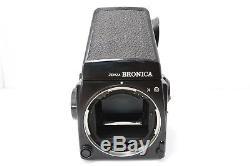 Zenza Bronica GS-1 Medium Format Body Film Back 220 Finder Speed Grip #133japan
