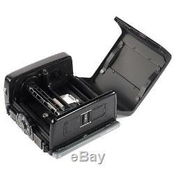 Zenza Bronica SQ-A 6x6 with Zenzanon P 80mm + Waist Level Finder + 120 SQ Back