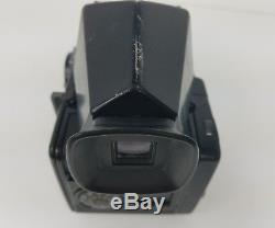 Zenza Bronica SQ-A Body with Prism 220 Film Back Zenzanon-S 105mm Zenzanon-PS 80mm