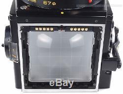 Zenza Bronica SQ-A + Zenzanon S 80mm + Waist Level Finder + 120 SQ-i Back +Crank
