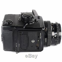 Zenza Bronica SQ-Ai 6x6 with Zenzanon PS 80 + Waist Level Finder + 120 SQ-i Back