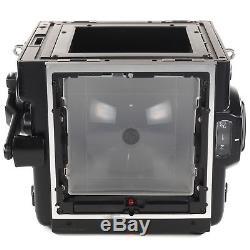 Zenza Bronica SQ-B 6x6 with Zenzanon PS/B 80 + Waist Level Finder + 120 SQB Back
